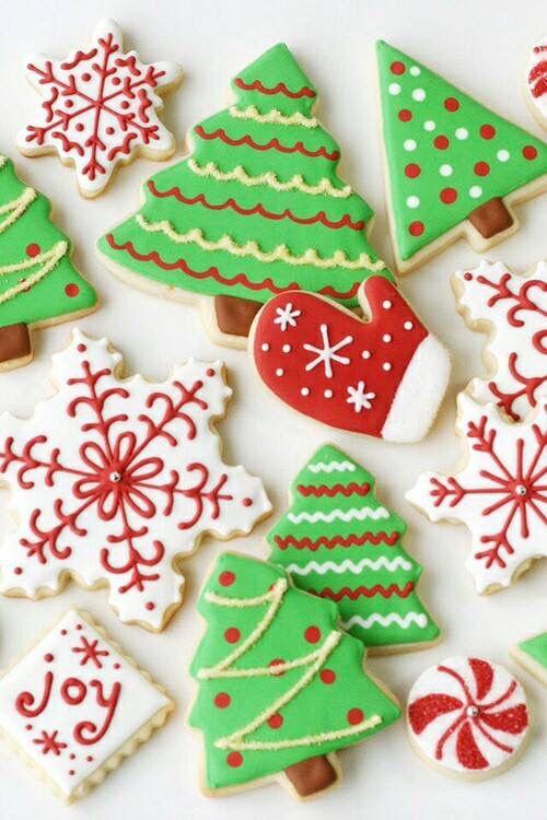 Navidad y mas galletas