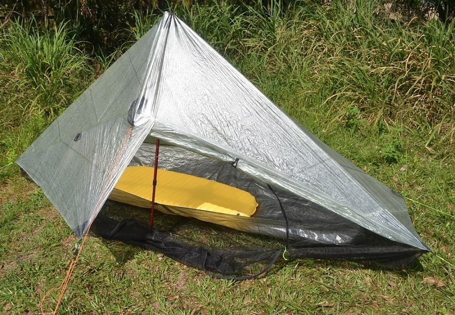 Zpacks Com Ultralight Backpacking Gear Hexamid Cuben Fiber Tent