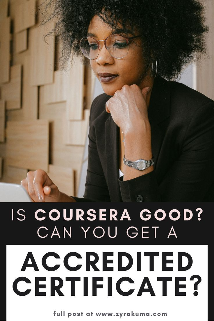 The Best Coursera Review Can You Get An Accredited