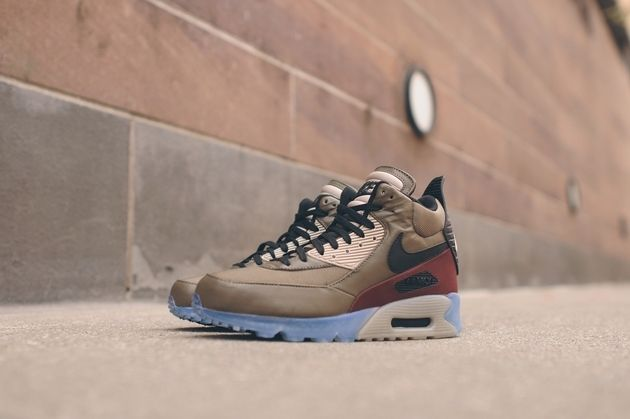 100% authentic d4002 0e98f nike air max 90 sneakerboot ice