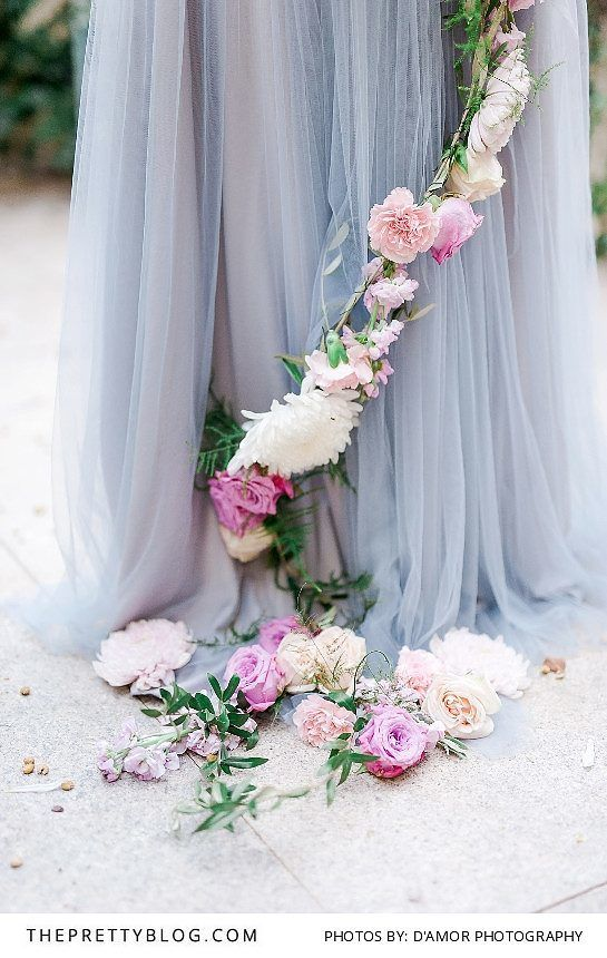 Bring Pastels To Life On Your Big Day Floral Wedding DecorationsWedding