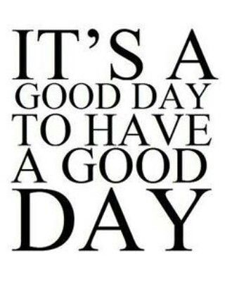 #MondayMotivation Have a #great start of the week! #Happymonday