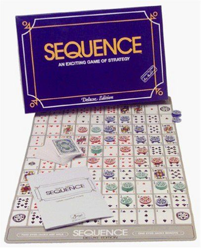 Deluxe Sequence Game Night Pinterest Kids Sports Sports Games