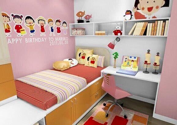 Kamar Tidur Minimalis Anak Perempuan Kamar Tidur Anak Perempuan Kamar Tidur Minimalis Kamar Anak