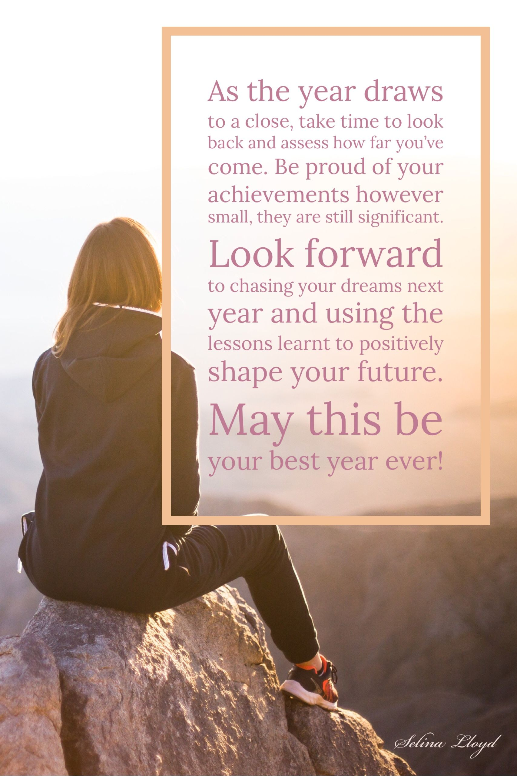 Believe New Year Reflections