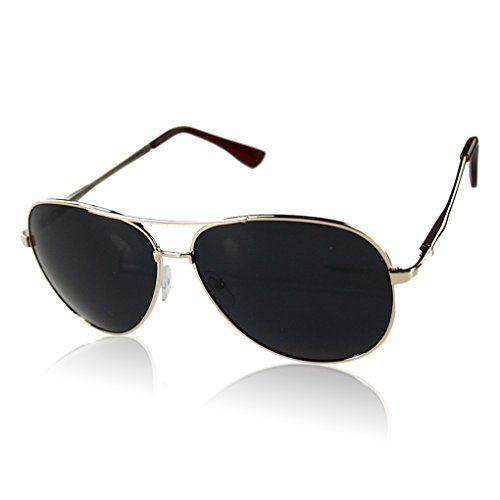 Damen Herren Sonnebrille Pilotenbrille getönt Fliegerbrille Pornobrille Unisex