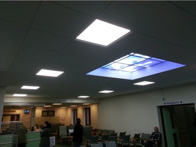 Panel lights are widely used in commercial lighting ceiling panel lights are widely used in commercial lighting mozeypictures Gallery