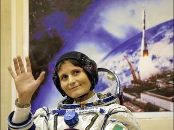 La Soyuz è atterrata Sam è tornata a casa