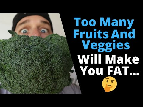 Can You Get Fat From Fruits And Vegetables Pin On Weight Loss And Back Pain
