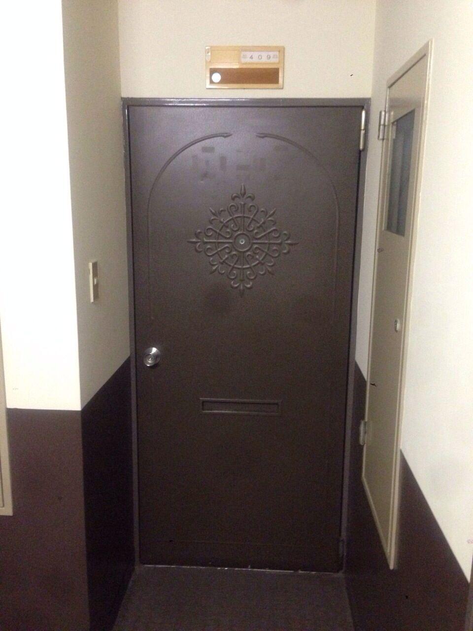 door  to  our