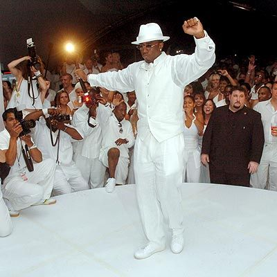 Dance P Diddy dance White Pinterest – P Diddy White Party Invitation