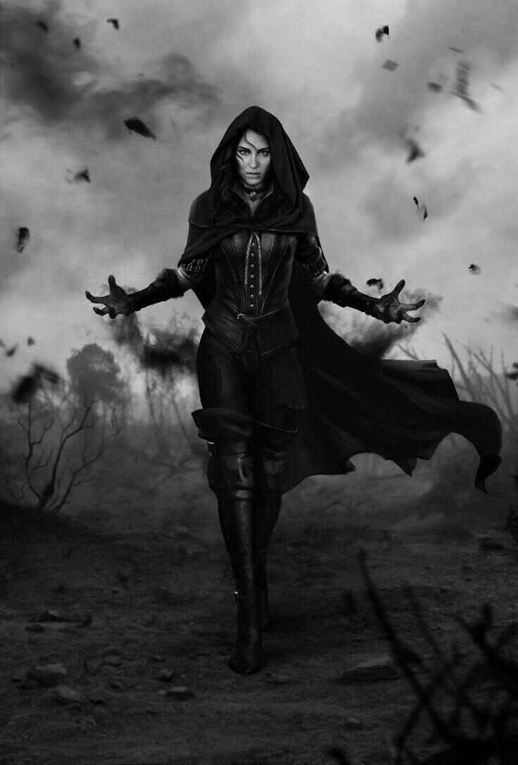 Hd Wallpaper 33 Lutadora Witcher Garotas