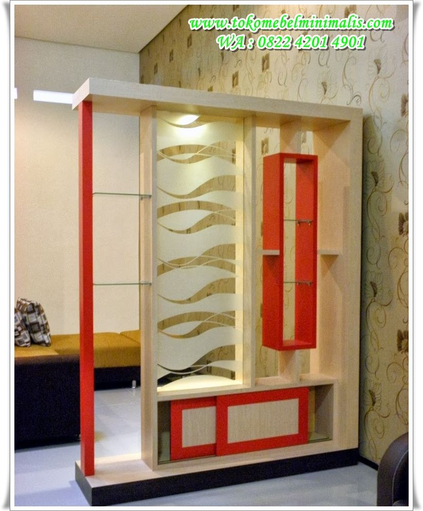 Sekat Ruangan Minimalis Modern 4, Sekat Ruangan Minimalis