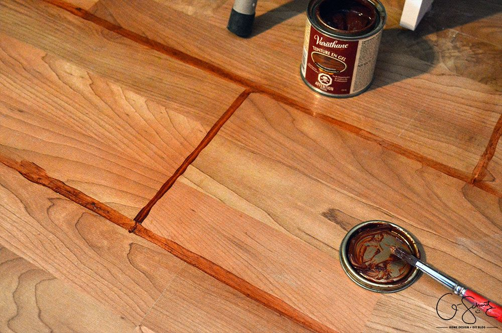 Patch Gaps In Laminate Floors