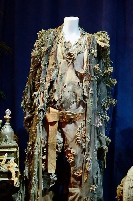 Bootstrap Bill Turner Costume from Pirates of the Caribbean