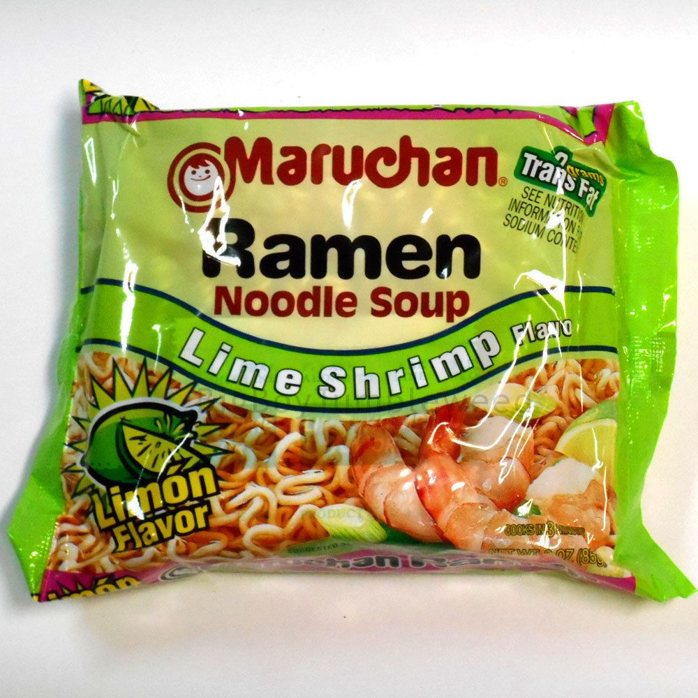Maruchan Instant Lunch Shrimp 27536 Movieweb