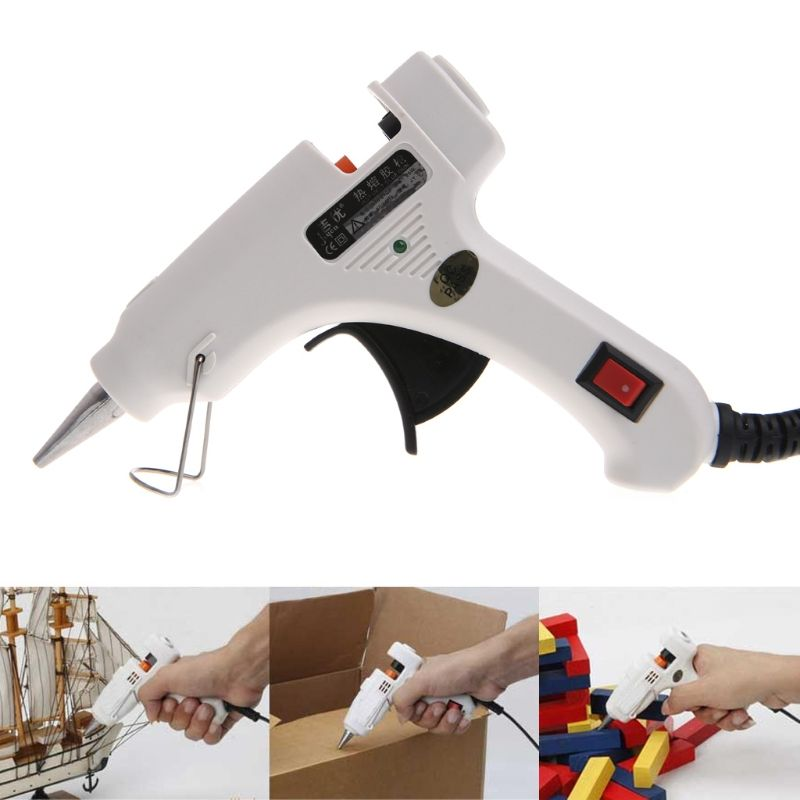 Hot Melt Glue Gun Electric Diy Adhesive Hobbycraftshair Extension