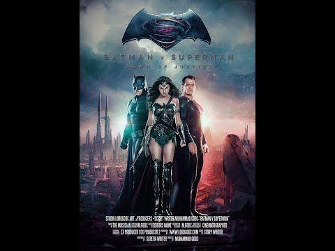 Tutorial Membuat Poster Film Batman V Superman Di Photoshop
