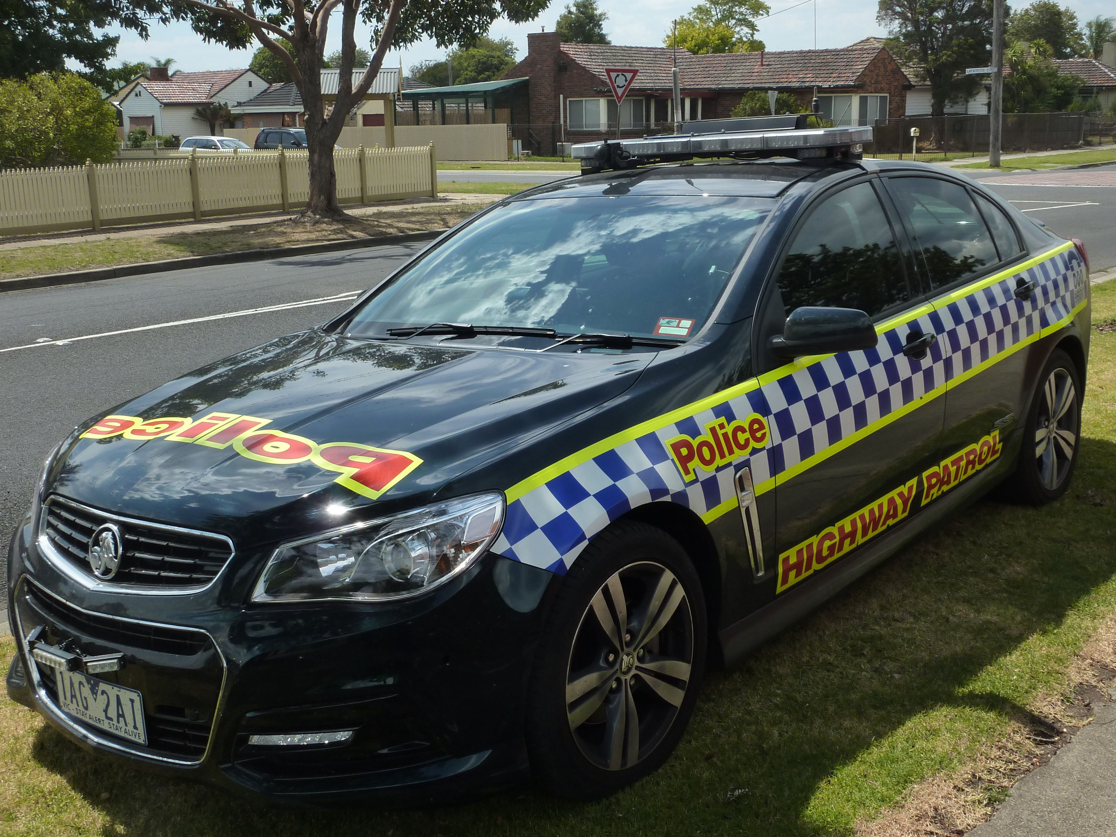 Victoria Highway Patrol | Police Vehicles of The World