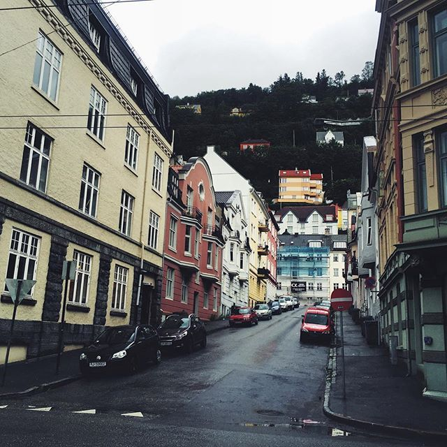 I made it to #Bergen! I have already fallen in love too... Be sure to follow along for more sights and stories on #Snapchat (username: tiffinycostello) this weekend! I'm planning to bike around he city and take a fjord cruise - some beautiful sights coming your way.  (A very special thanks to @markenhostel for hosting me!)