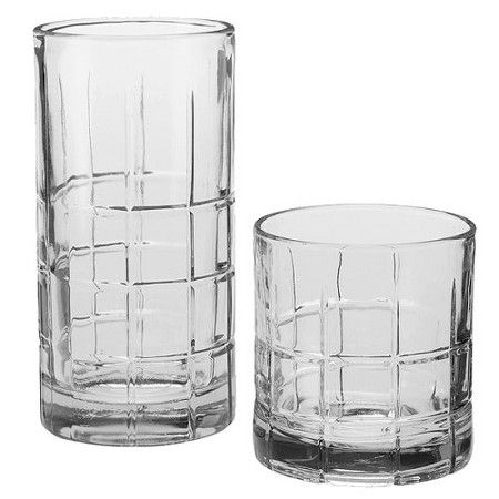 Manchester Glassware 16-pc. Set : Target