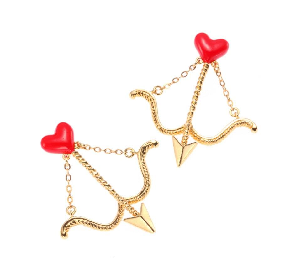 Earings from Valentine 2012 Collection / Disaya