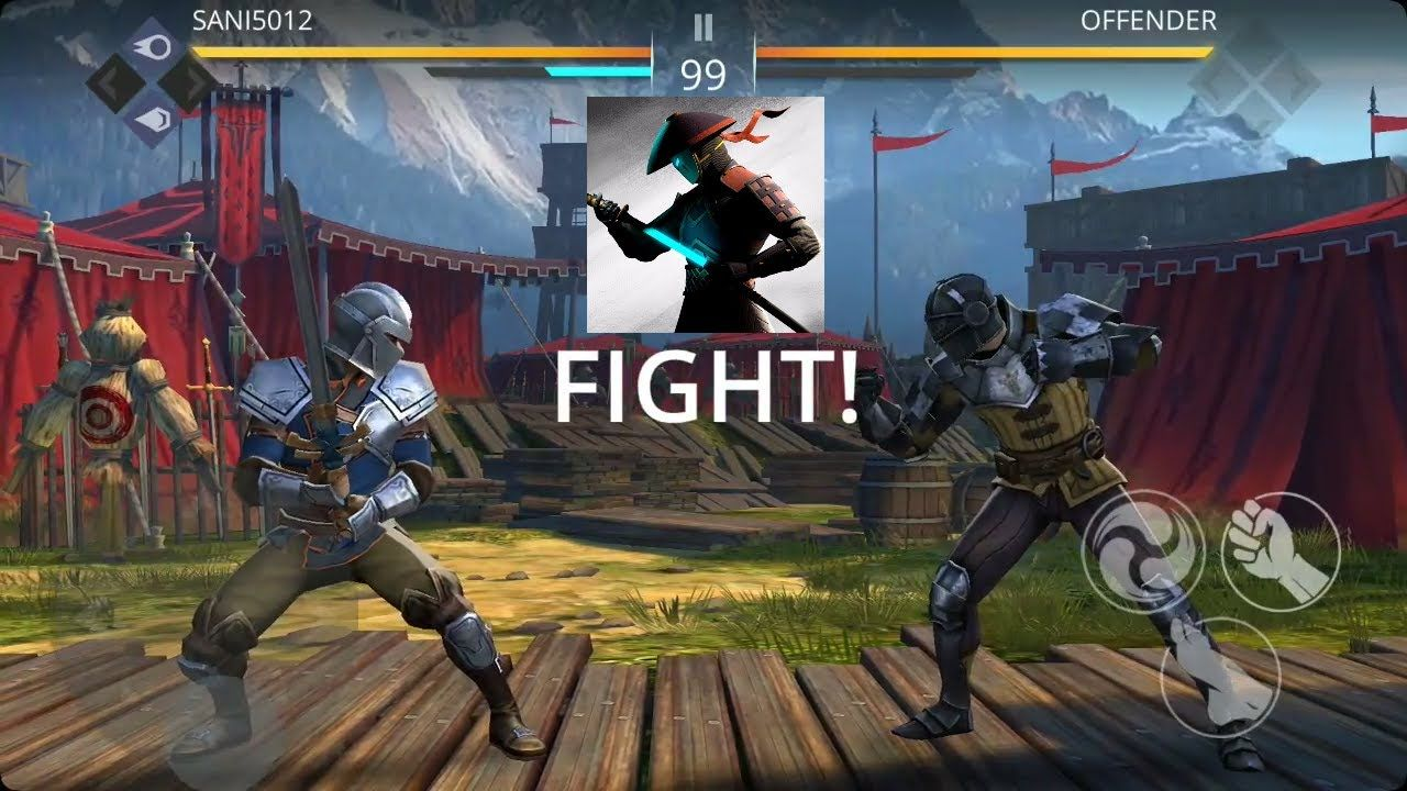 shadow fight 3 gameplay walkthrough chapter 1 part 2 ios