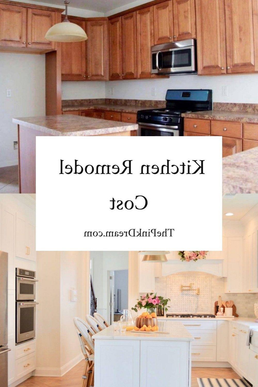 Kitchen Remodel In 2020 Kuchenrenovierung Kitchen Organizing Renovierung