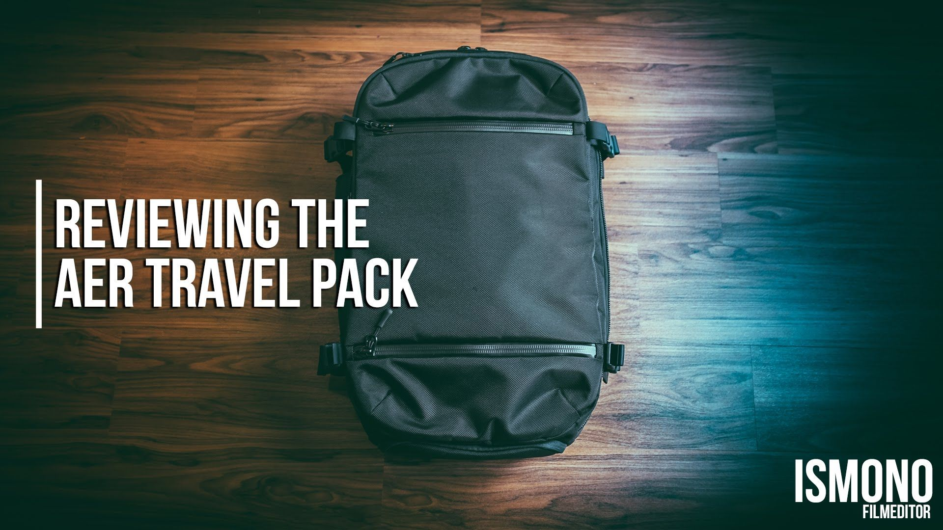 "I'm still trying to get into the whole ""one-Bag Travel"" Philosophy, and it is harder than I thought. But this bag might actually help me to get everything fo..."