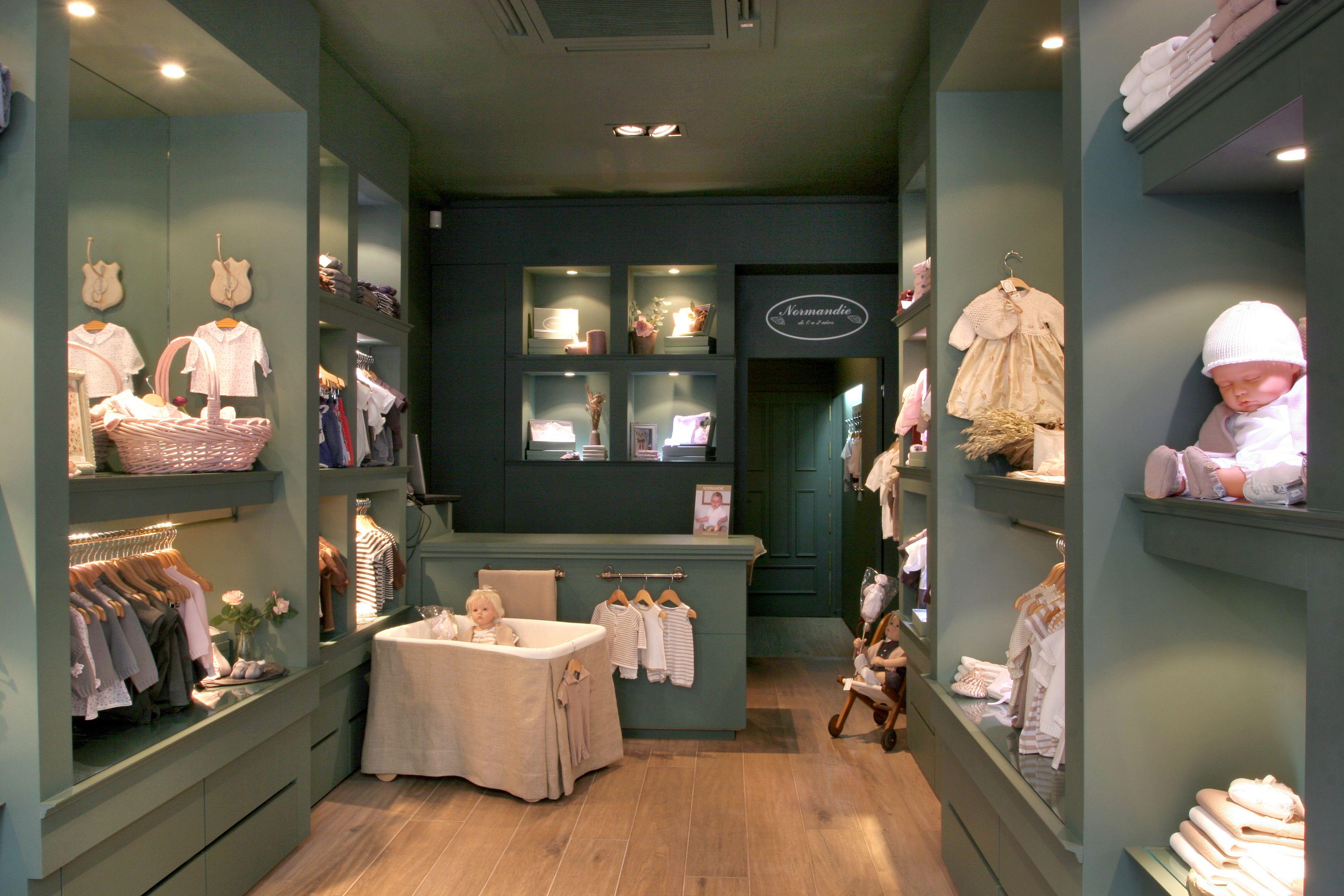 Tienda de ropa para bebé en Barcelona. Moda infantil para niños de 0 ...