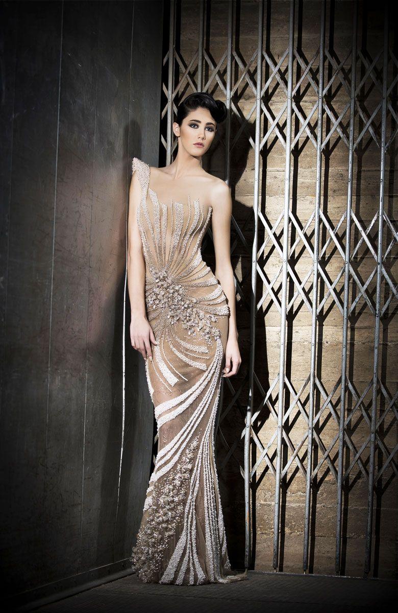 لابورجوازي Collection 2013 فساتين سهرة 2013 Evening Dresses Vintage Pageant Gowns Celebrity Dresses