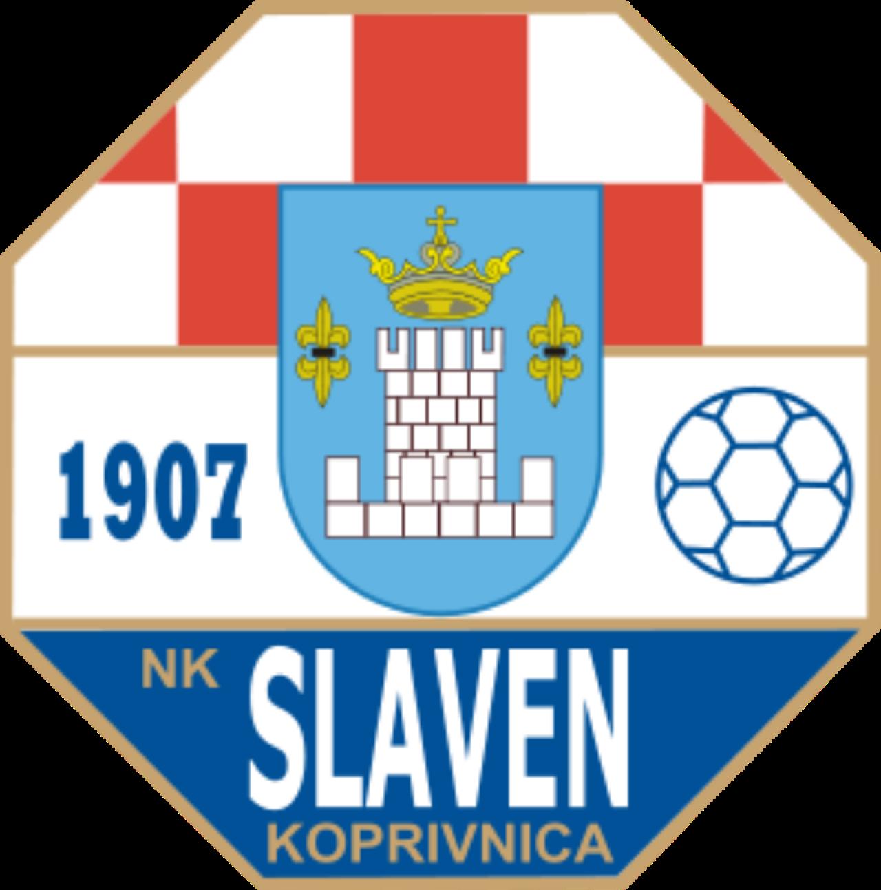 Nk Slaven Belupo Koprivnica Football Logo Koprivnica Soccer Team