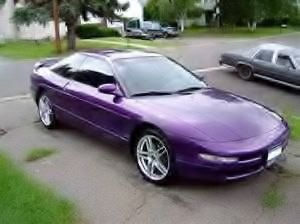 12 Yes Mine Was Purple Lol Ford Probe GtConvertibleFord