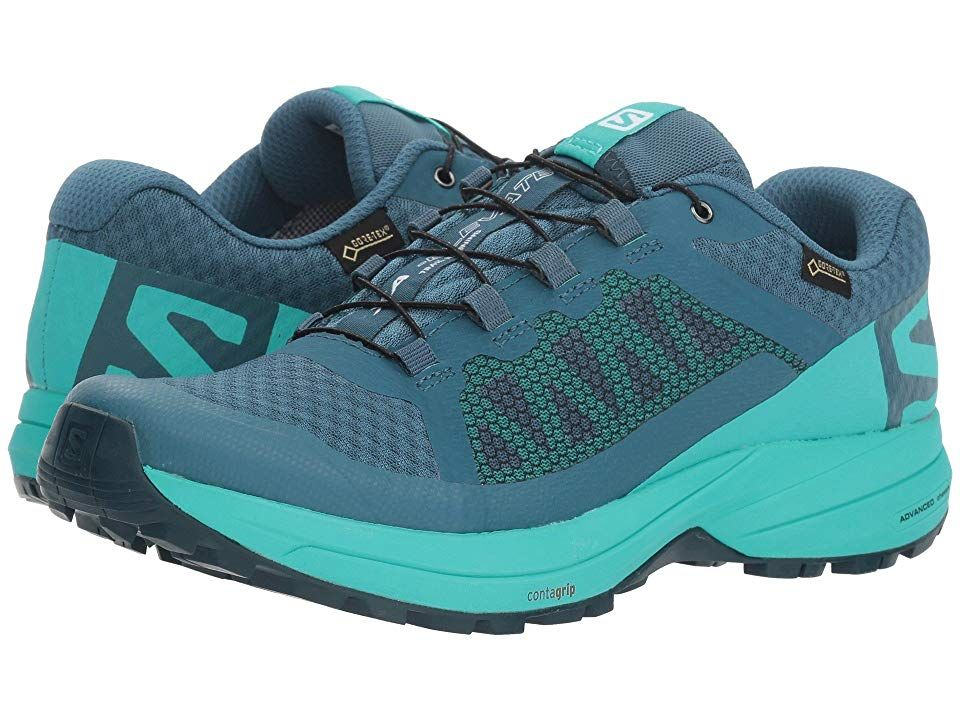 Salomon XA Elevate GTX(r) Women's Shoes Mallard Blue