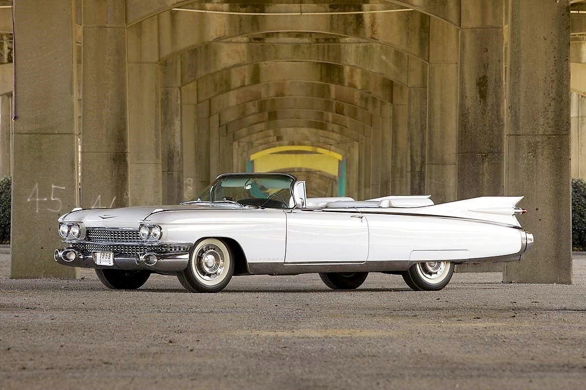 cadillac eldorado biarritz 1959 source 40s 50s american cars 2 cadillac pinterest. Black Bedroom Furniture Sets. Home Design Ideas