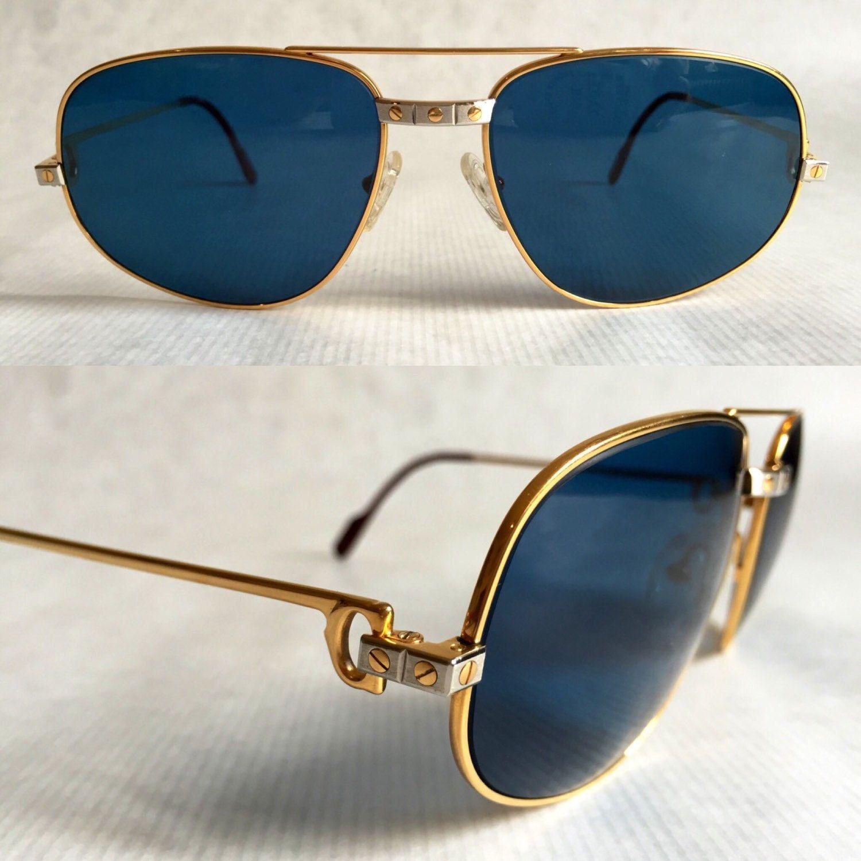 0dca10eedb Cartier Romance Santos Cartier Sunglasses