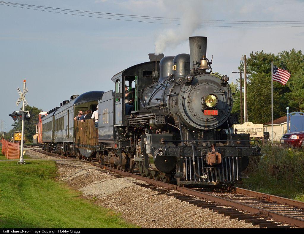 Photo SOU 401 Southern Railway Steam 28