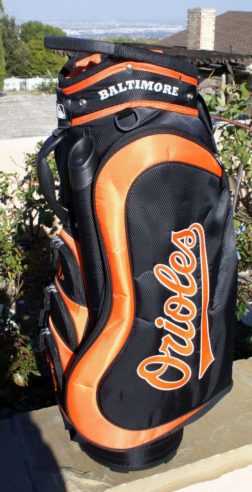 10++ Baltimore orioles golf bag ideas