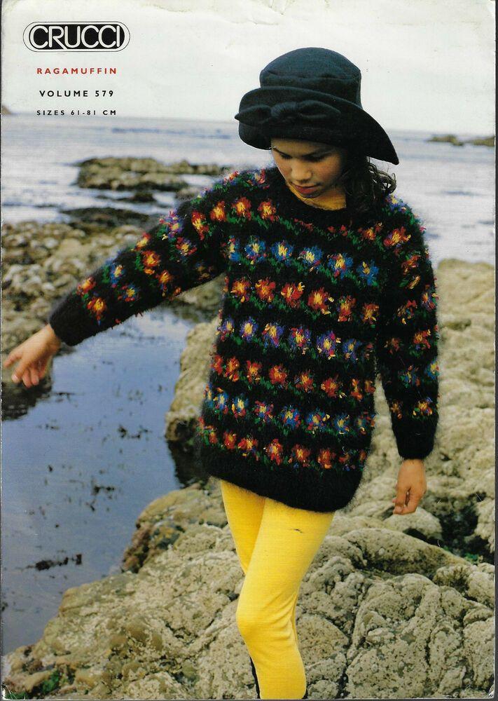 Child/Teenage Fairisle Sweater Crucci 579 knitting pattern ...