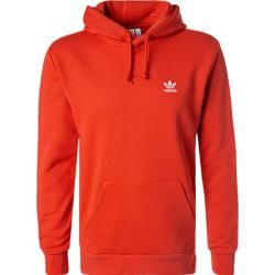 Photo of adidas Originals Herren Hoodie, Baumwolle, tomatenrot adidas