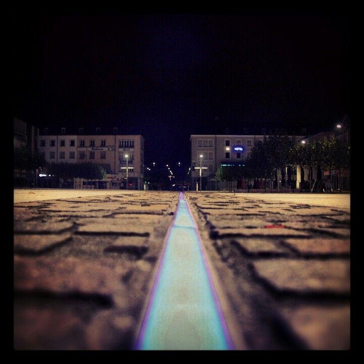 Street of Saarlouis