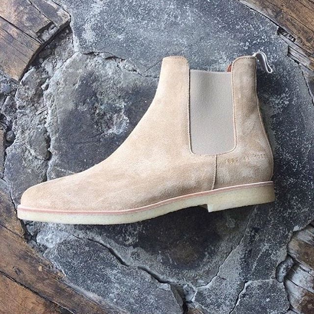 a4dcce99b130 Common Projects Chelsea boots