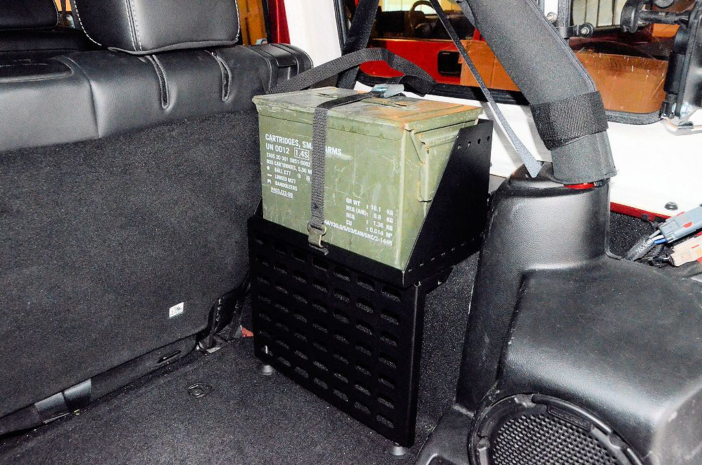 Jeep Ammo Can Tray Jeep, Ammo cans, Jeep accessories