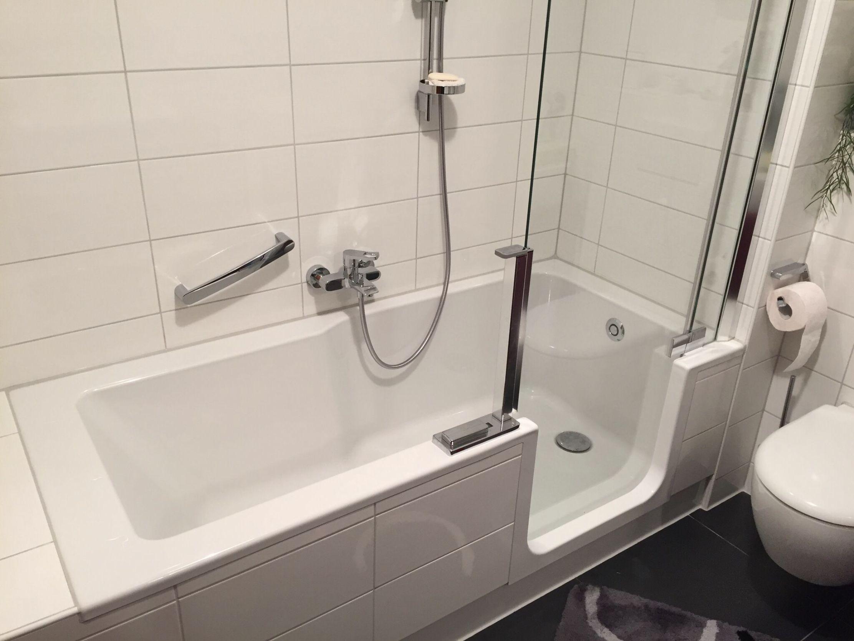 Wanne Mit Tur Wannenbad Oder Schnell Duschen Alles Ist Moglich Wannenbad Badewanne Duschtur