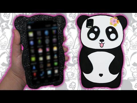 Diy funda para telefono movil celular de Minnie Mouse | Manualidades fáciles |Isa ❤️ - YouTube