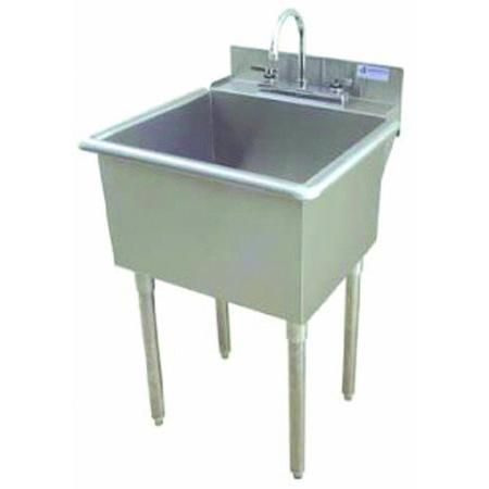 Home Improvement Utility Sink Stainless Steel Utility Sink