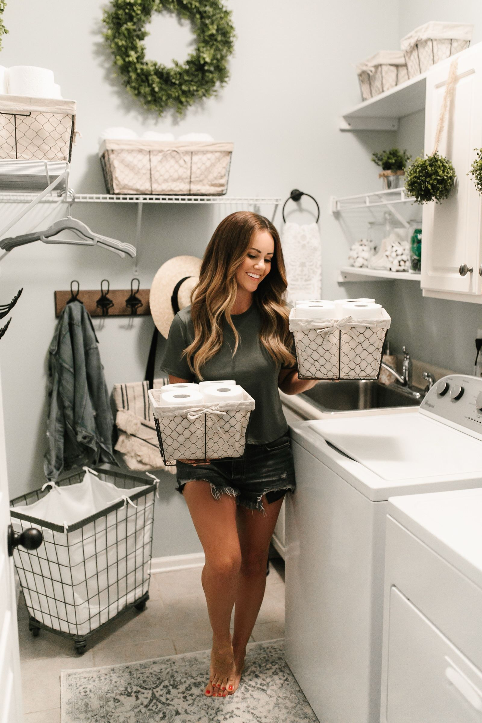 Kbstyled Laundry Room Ideas Small Space Laundry Room Storage Laundry Room Layouts