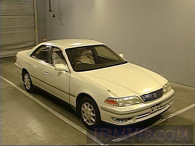 1998 TOYOTA MARK II  GX100 - http://jdmvip.com/jdmcars/1998_TOYOTA_MARK_II__GX100-27CStvhtvTGrT5g-4373
