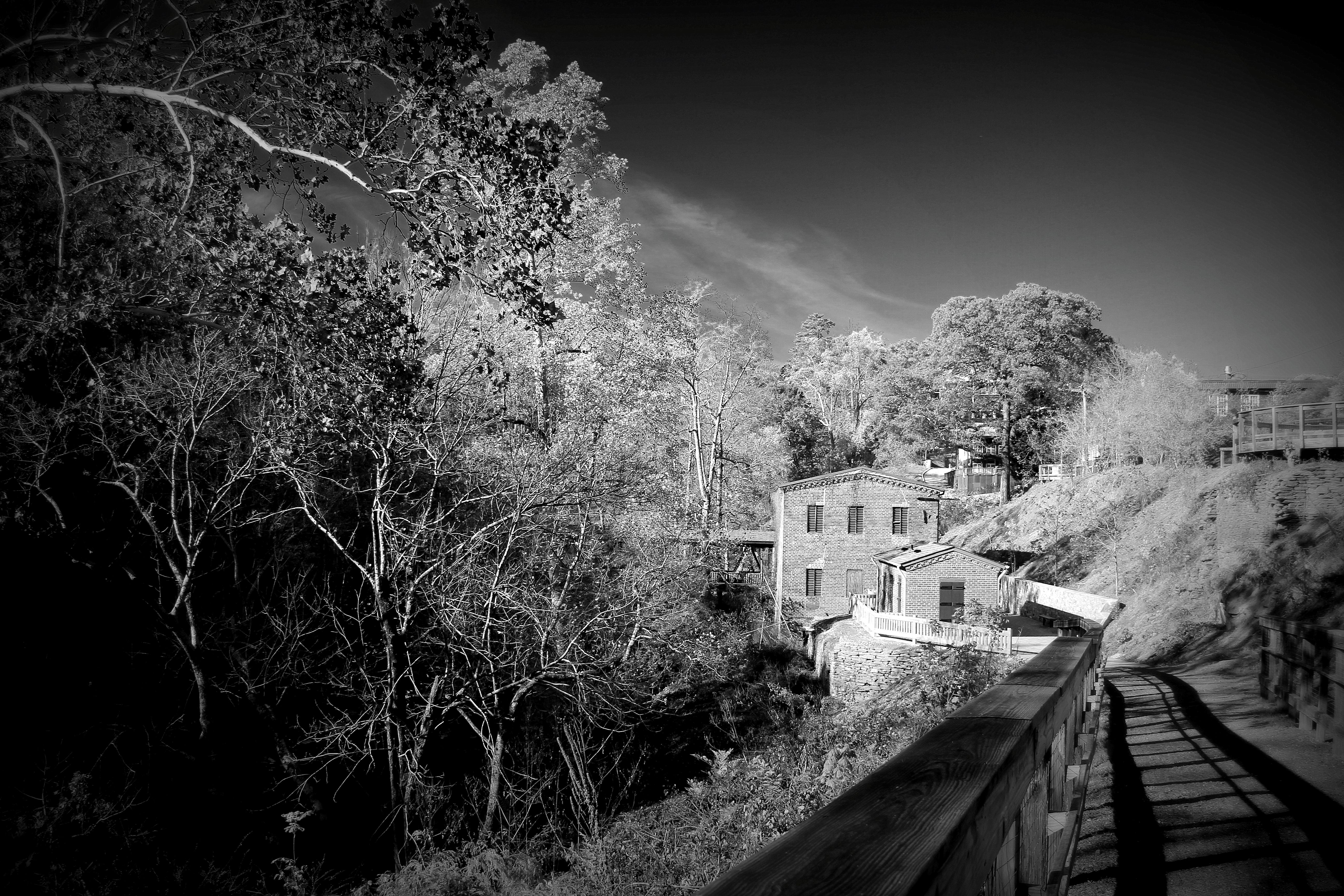 Roswell Mill in Roswell, GA