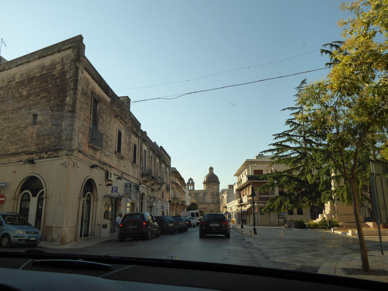 Franca Villa Fontana, Puglia, Italia (Luglio)